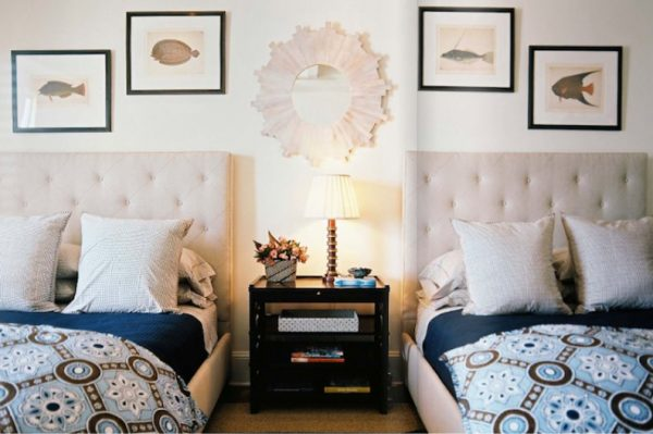картинки с рыбками в детской комнате мальчика в морском стиле