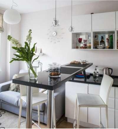современные кухни 2018 года идеи дизайна модного интерьера фото
