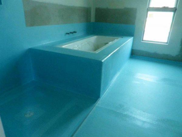 гидроизоляция в ванной комнате