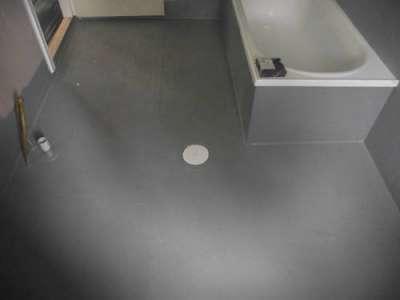гидроизоляция в ванной на цементной основе