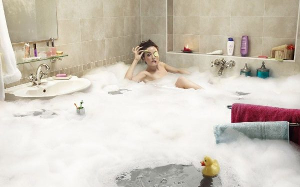 в ванной необходима гидроизоляция