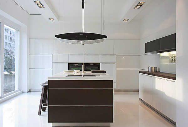 минималистический стиль в интерьере кухни этого года