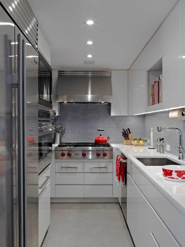 бытовая техника встроенная на кухне