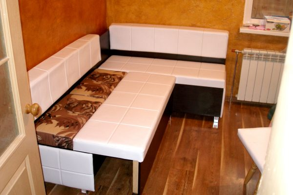 вид раскладного дивана