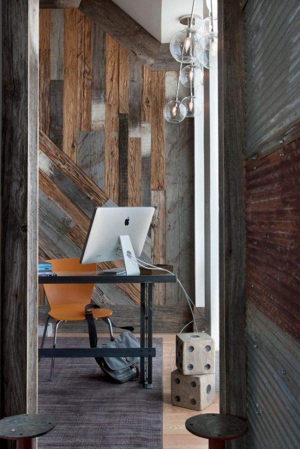 ламинат идеален для рабочих кабинетов