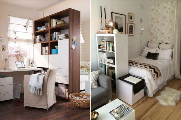 -спальни-гостиной-мебелью
