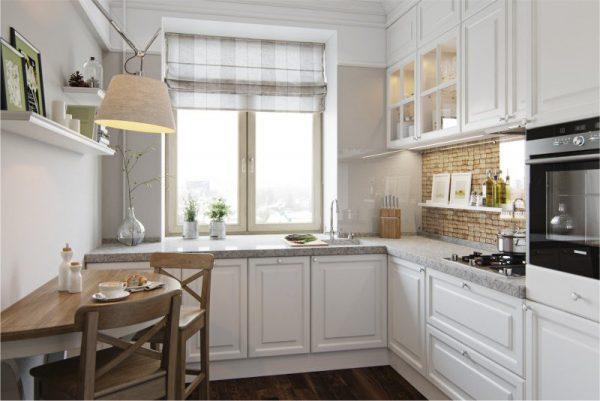 -кухня-с-минимумом-декора