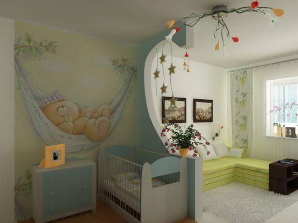 Foto-3-Dizajn-gostinoj-detskoj-1-600x450
