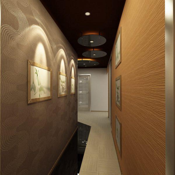 Foto-6-Variant-dizajna-dlinnogo-koridora-1