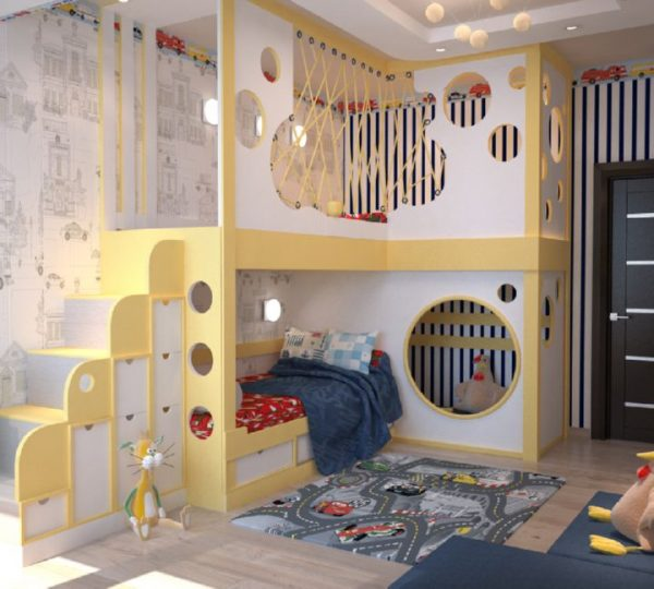 dizain-interiera-detskoi-komnaty