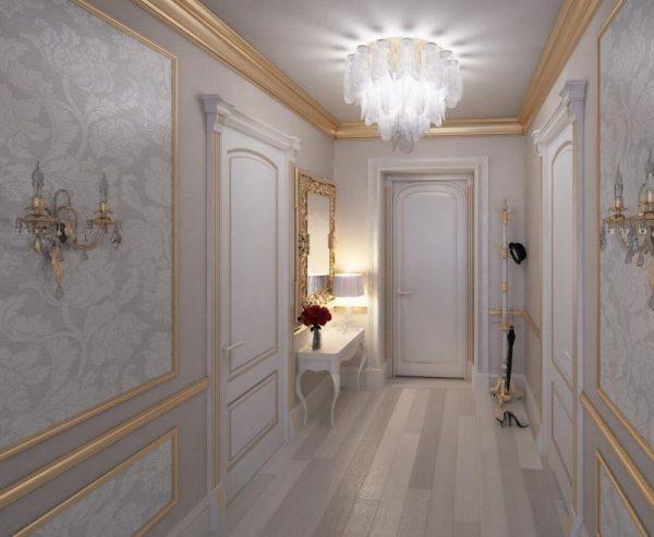 dizayn-proekt-koridora-v-kvartire
