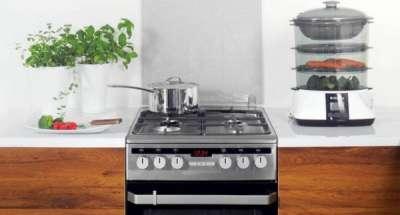 9 лучших комбинированных газовых плит с электродуховкой