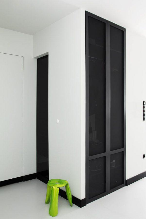 Прихожая в стиле хай тек: 120 фото современного дизайна