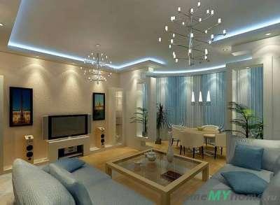 Светодиодные потолочные люстры для дома – преимущества и недостатки