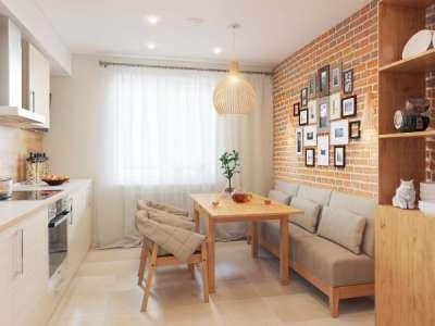 Диваны для кухни со спальным местом для малогабаритных квартир