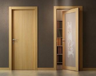 Отличительные особенности дверей из МДФ - Обзор