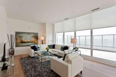Особенности оформления интерьера гостиной в стиле «модерн»