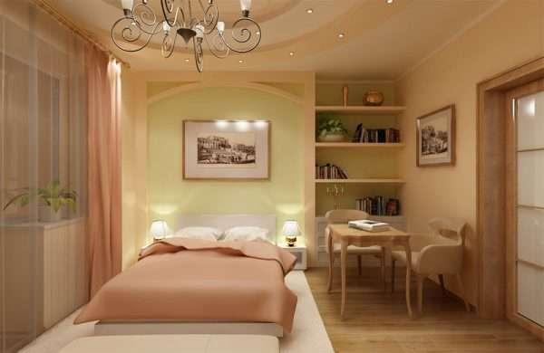 Определяемся с функциональностью и стилем спальни