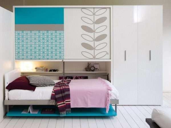 Кровать-трансформер для детской комнаты