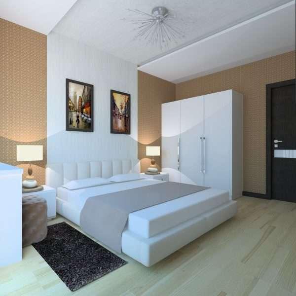 Мебель для спальни в стиле минимализм - максимальная простота