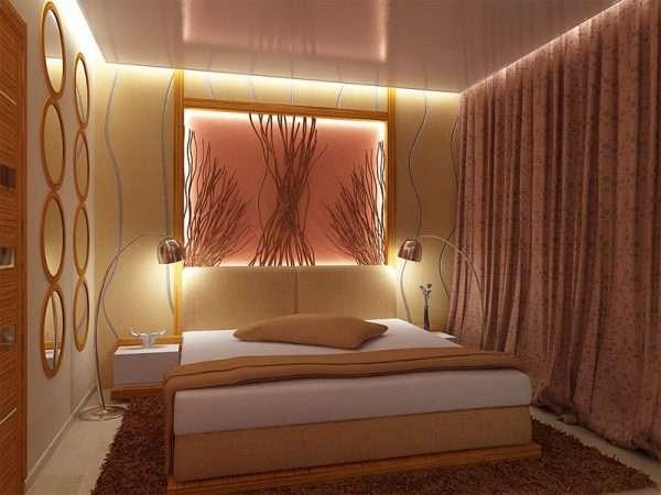 Дополнительное освещение для маленькой комнаты