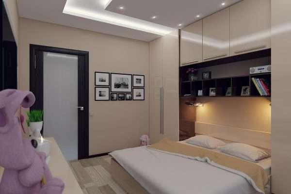 Мебель для спальни 13 м