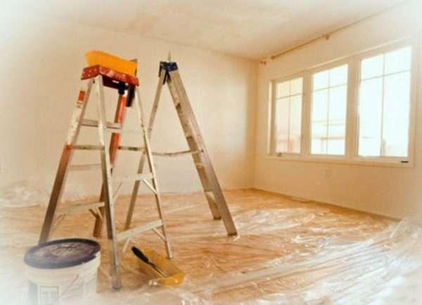Подготовка помещения для ремонта