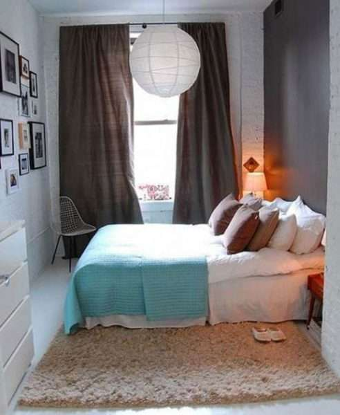 Создаем уют в маленькой спальне с помощью деталей