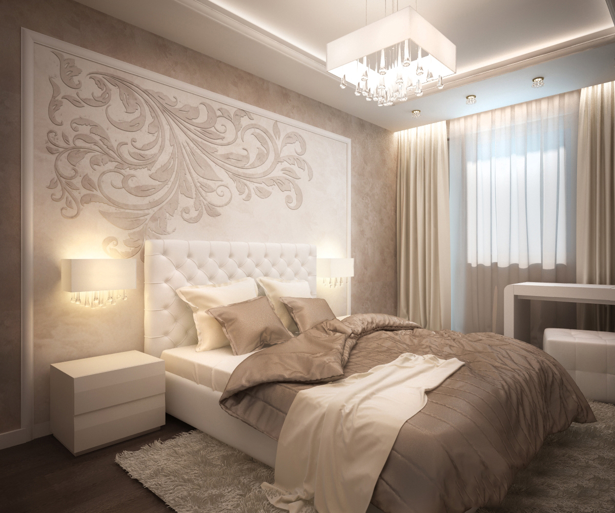 Bedroom Interior Elegant