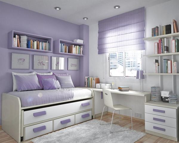 Удобное расположение шкафов и комодов