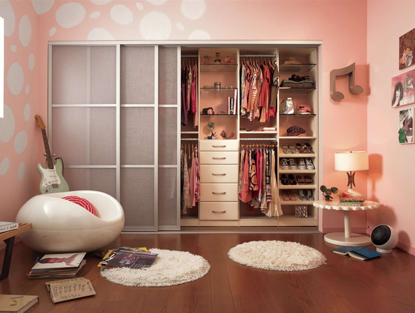 Images of Wardrobe Closet Doors With - #SC