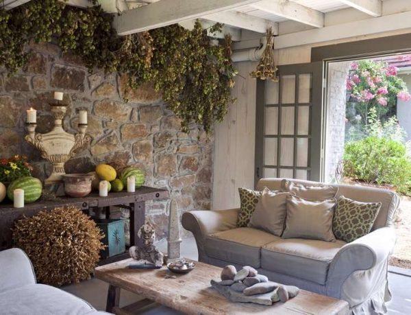 Мебель прованс в интерьере