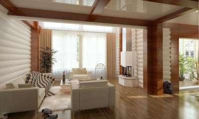 Ремонт деревянного дома своими руками: фото, видео 76