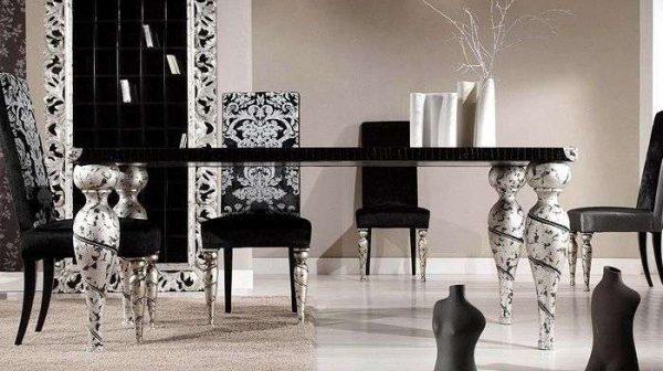 Мебель в стиле арт-деко в гостиную