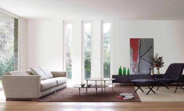 мягкая модульная мебель для гостиной