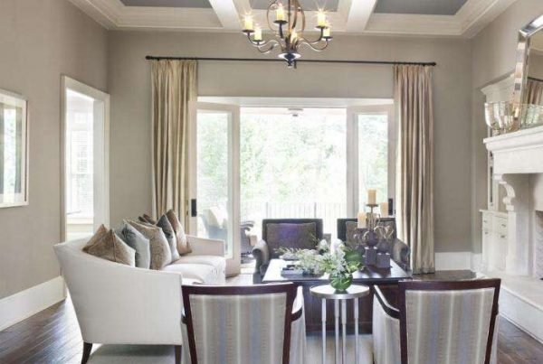 шторы для гостиной - это уют