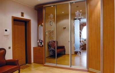 Угловой шкаф-купе в гостиную: реальные фото, идеи дизайна, н.