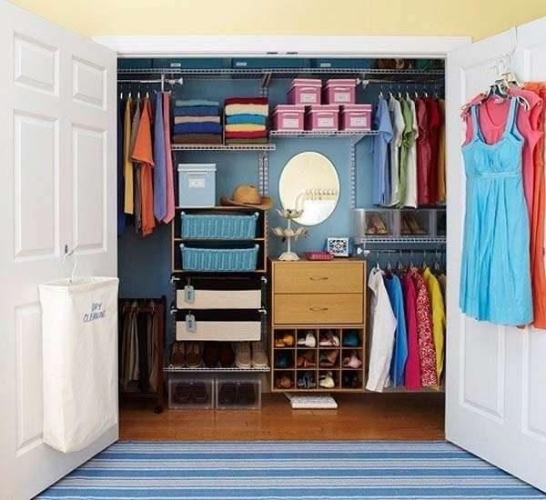 шкаф в коридоре однокомнатной квартиры