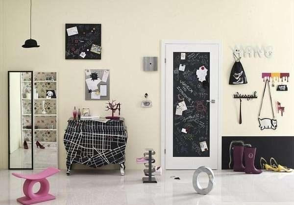 Декор коридора в однокомнатной квартире