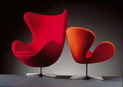 Кресло Swan от Fritz Hansen