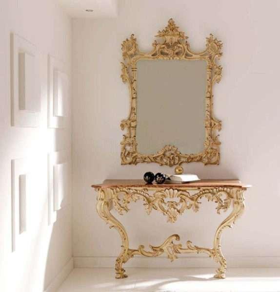 зеркало для прихожей в английском стиле