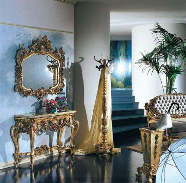 мебель в прихожей барокко