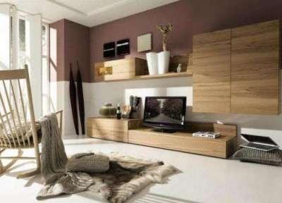 современный шкаф в гостиную