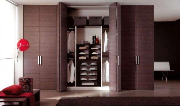 гармошка двери для шкафа