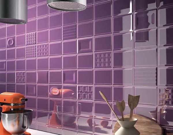 фартук в интерьере кухни