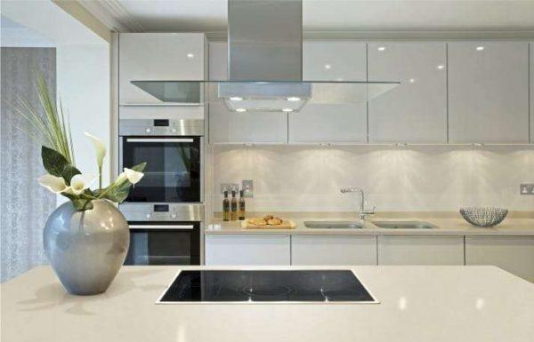 техника на кухне в стиле минимализм