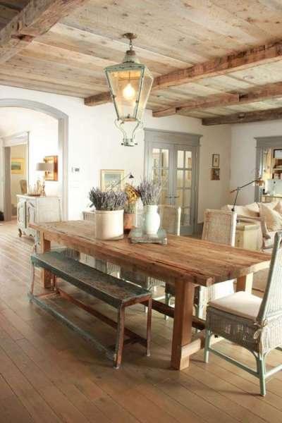 Кухни в стиле французский прованс