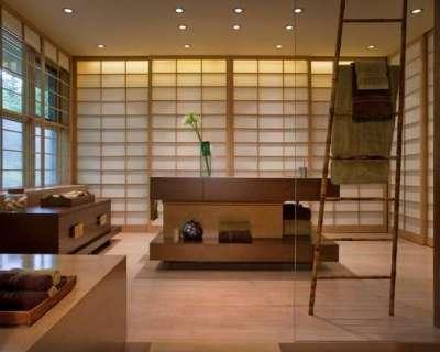 оформление кухни в японском стиле
