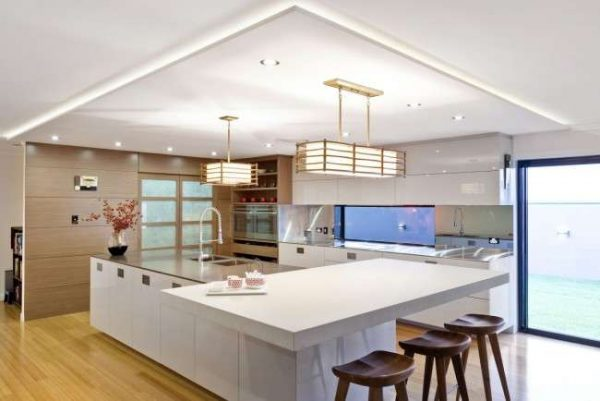 люстра для кухни в стиле модерн