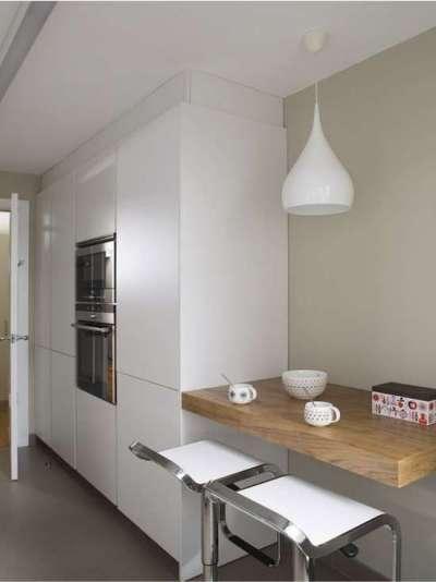 светильник потолочный на кухне хай тек